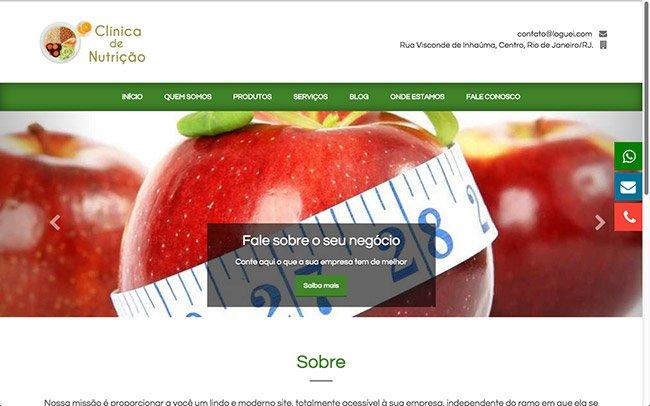 criar-site-para-nutricionista
