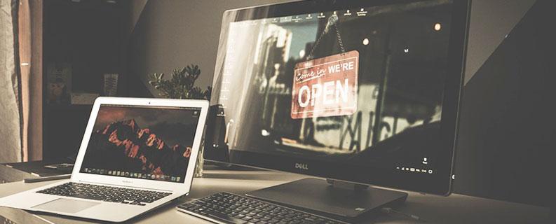 sites para empresas