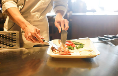 Imagem representando o segmento: Criar site para chef de cozinha