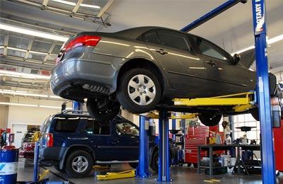 Imagem representando o segmento: Como criar site de oficina mecânica