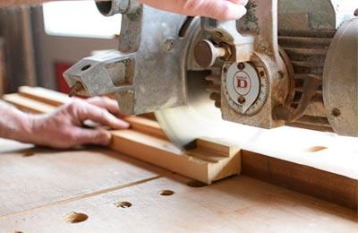 Imagem representando o segmento: Como criar site para carpintaria