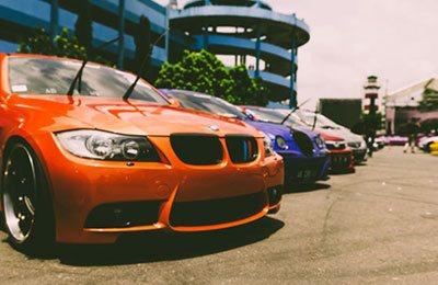 Imagem representando o segmento: Criar website para agência de carros