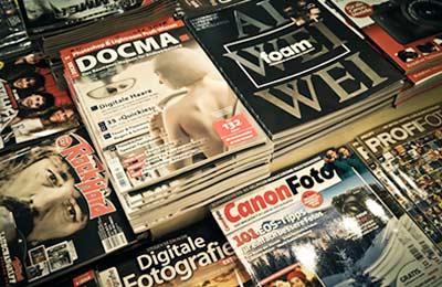 Imagem representando o segmento: Website para assessoria de imprensa